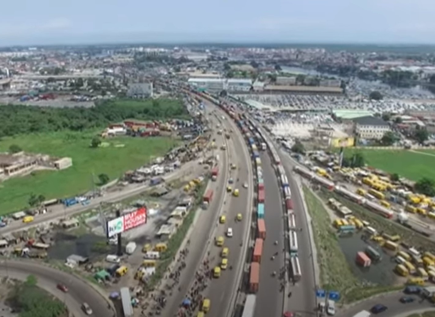 Apapa port congestion