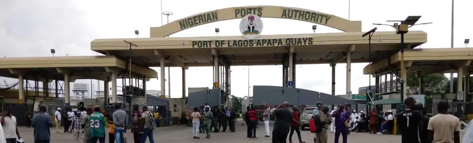 Apapa port Hitech freight