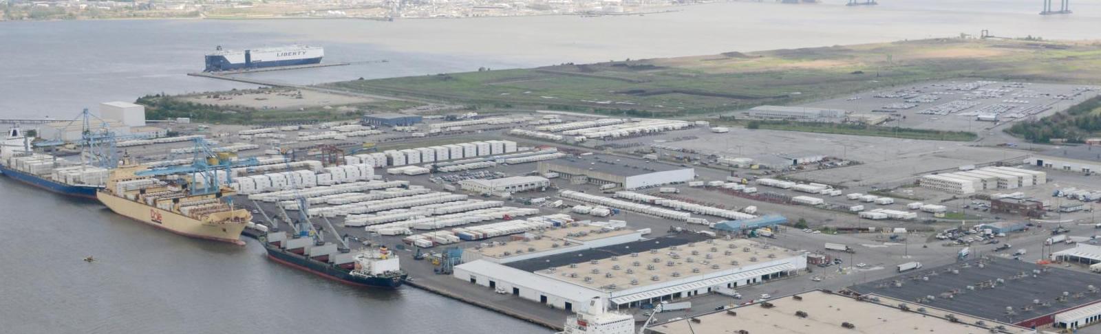 Delaware Port Hitech Freight